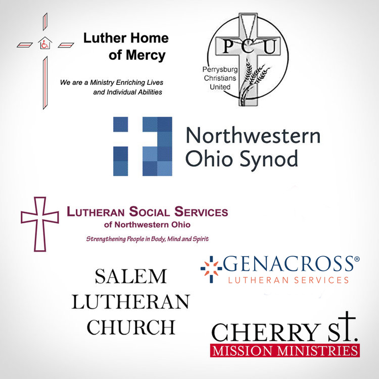 These are just some of the ministries we support.