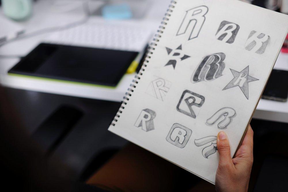 Custom Logo Creation -