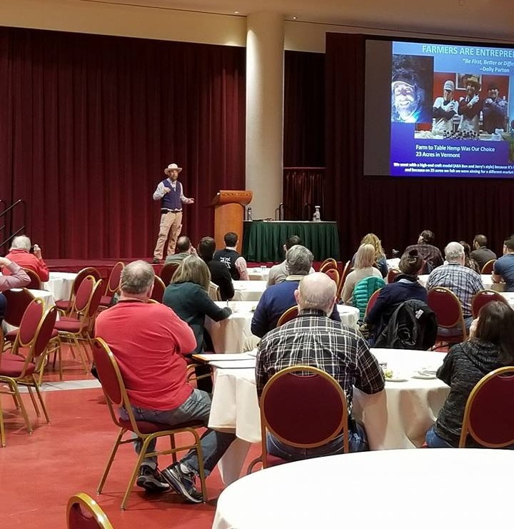 2018 Central US Hemp Growers Conference & Expo in Madison, WI
