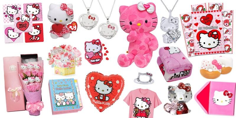 ee6ad2d9 Be Mine, Hello Kitty! 50+ Valentine Gift Ideas for the Hello Kitty Fanatic  — HK Heaven