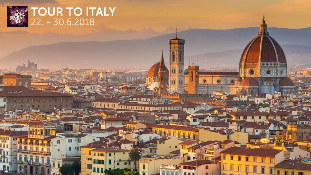 ITALY 2018 - See photos of our summer tour to Italy in 2018. Enchanting landscape, historic cities, amazing cathedrals, pizza and lots of icecream for the boys!