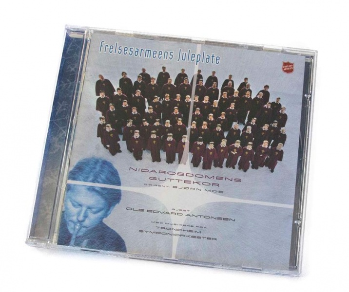 Frelsesarmeens juleplate (2004)