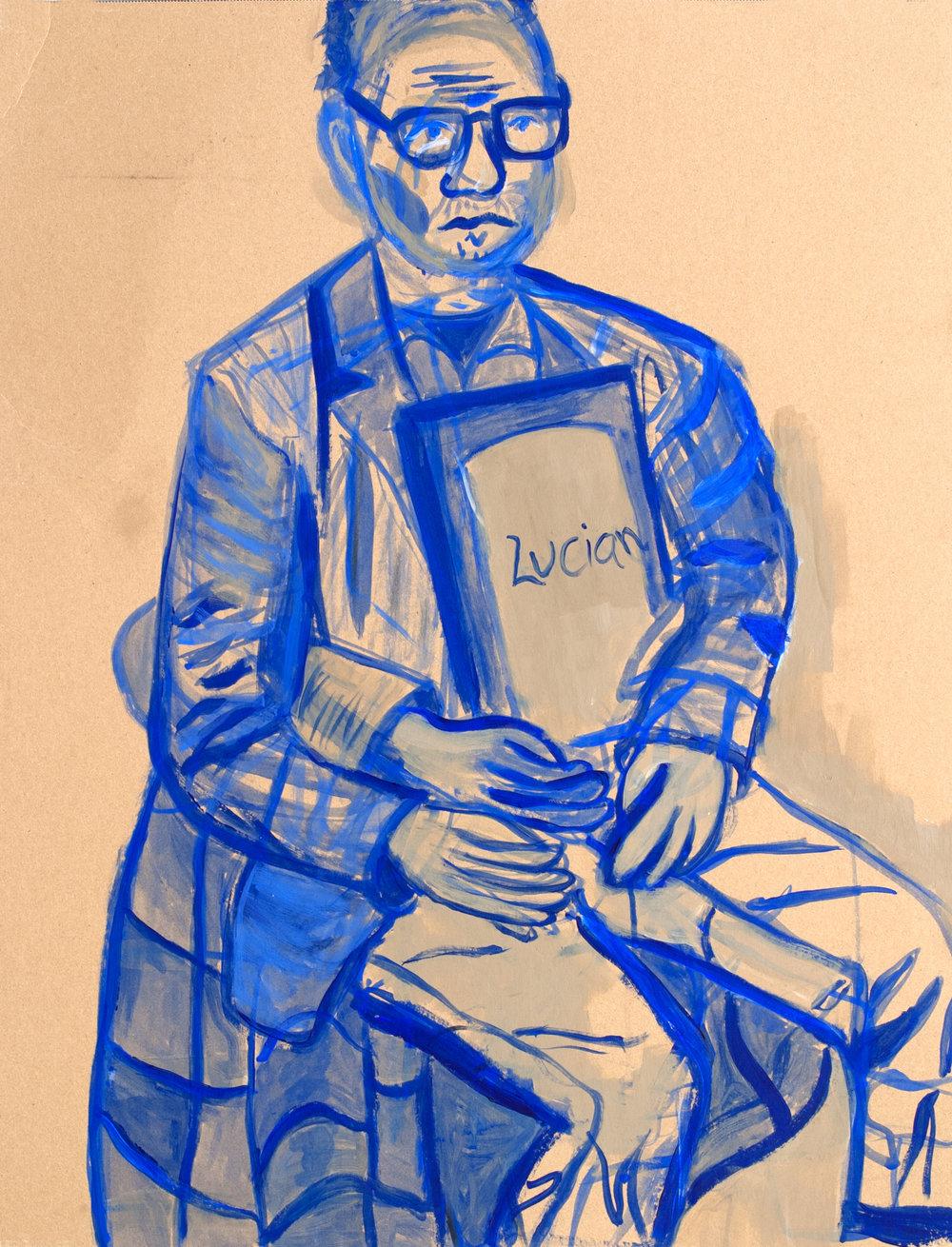 Lucian Portrait