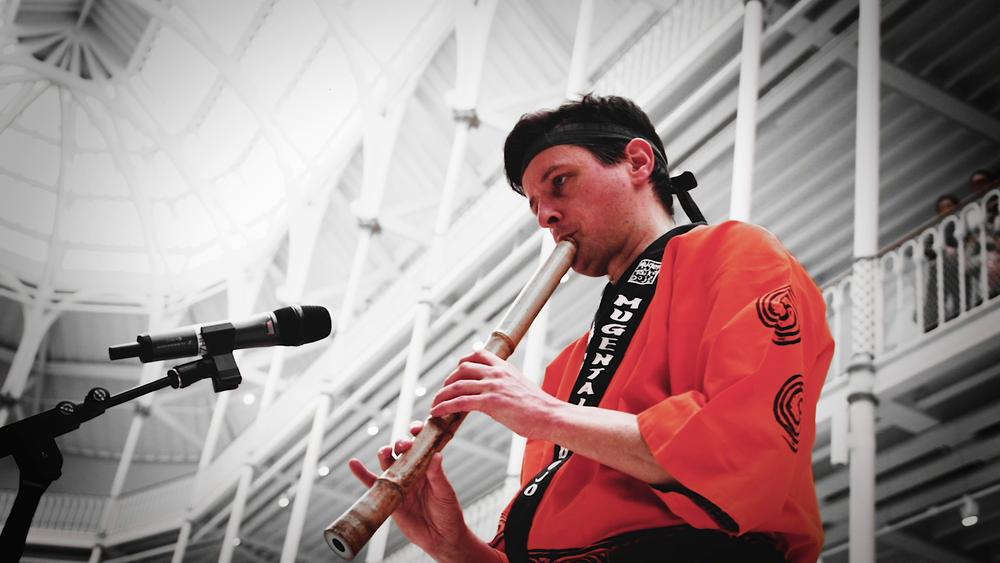 Taiko music gig National Museum Markus Shakuhachi.png
