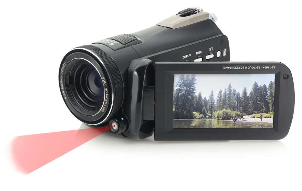 Bell+Howell Rogue Night Vision High Definition Camcorder