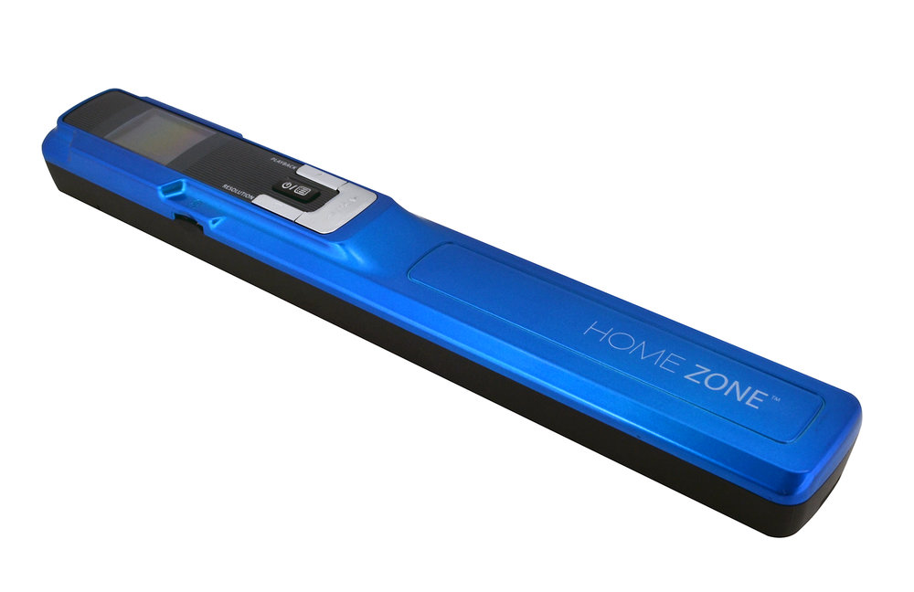 HomeZone EZSCAN1000 2-in-1 Portable Scanner