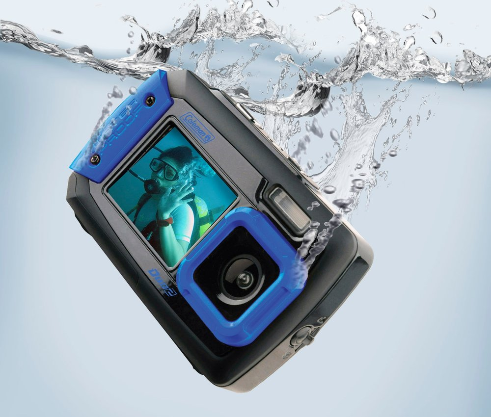 Coleman Duo2 Wateproof Digital Camera