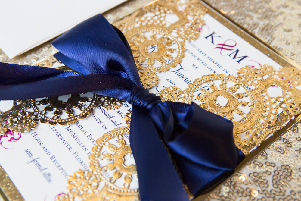 WEDDINGS - We take time to understand what inspires you and create a concept for your special day. From your invitations to your wedding programs and favor tags, let us set the tone for your event.