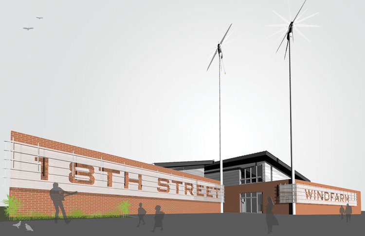 18th Street Windfarm