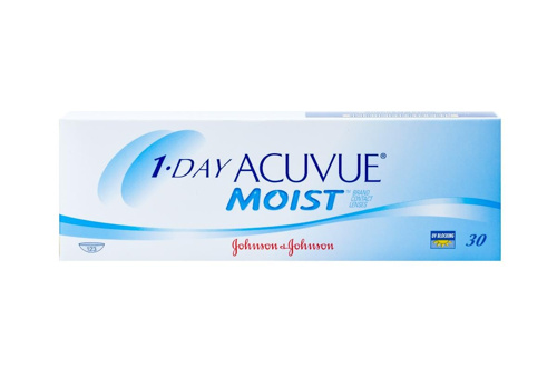 Acuvue 1 Day Moist - Daily - Sphere, Toric, MF