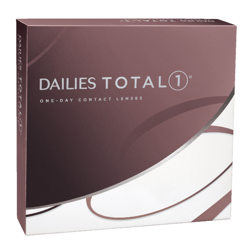 Ciba Dalies Total One - Daily - Sphere, Toric, MF