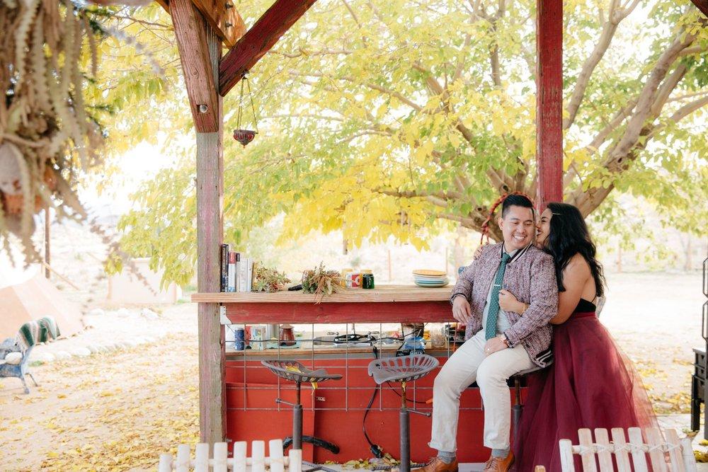 Tipi anniversary joshua tree engagement Jenna Kevin Le Vu Photography-11.jpg