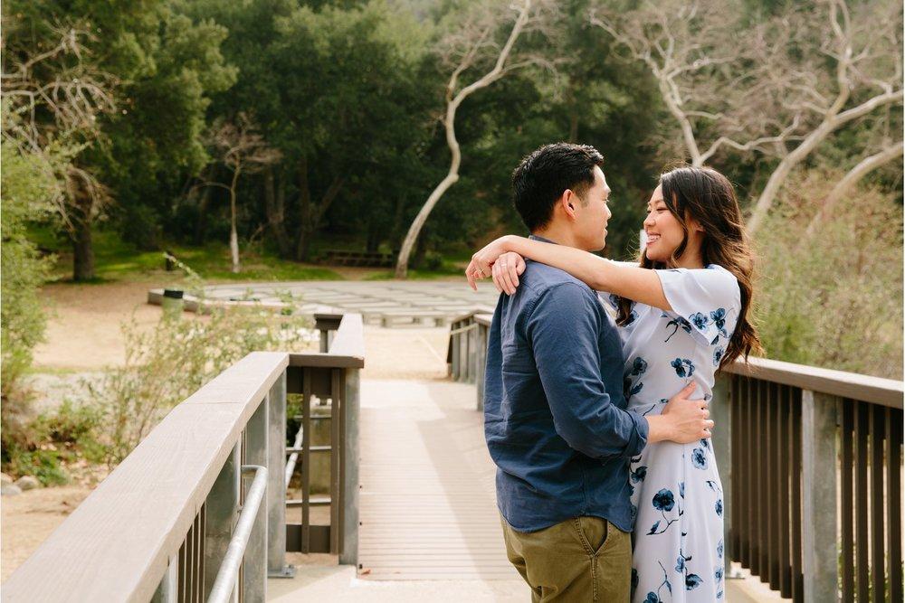 Vasquez Rocks Engagement Kevin Le Vu Photography-3.jpg