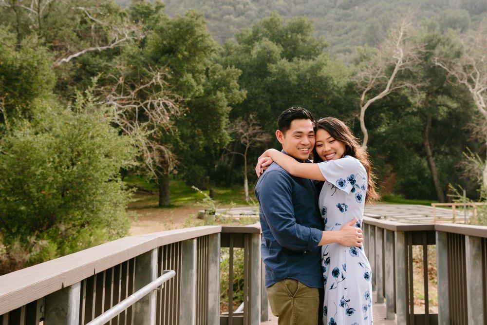 Vasquez Rocks Engagement Kevin Le Vu Photography-4.jpg