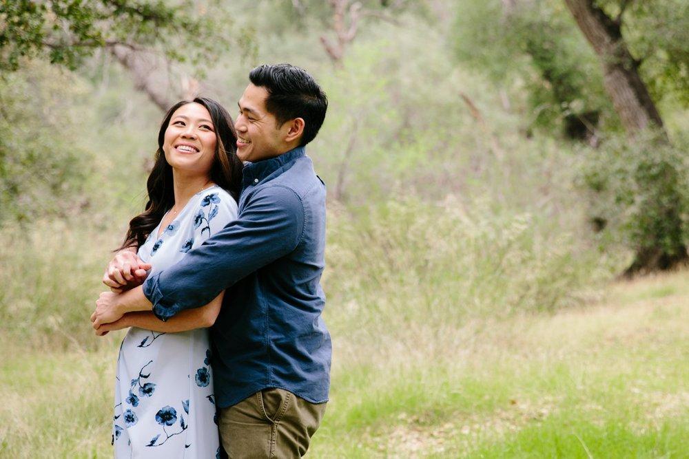 Vasquez Rocks Engagement Kevin Le Vu Photography-10.jpg