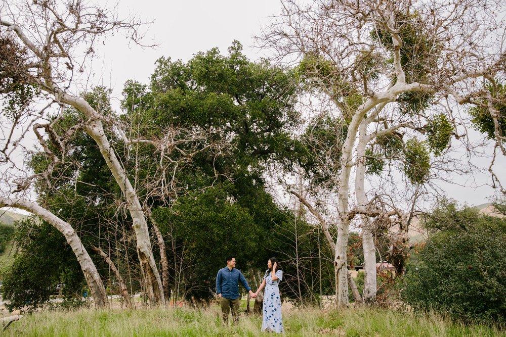 Vasquez Rocks Engagement Kevin Le Vu Photography-18.jpg