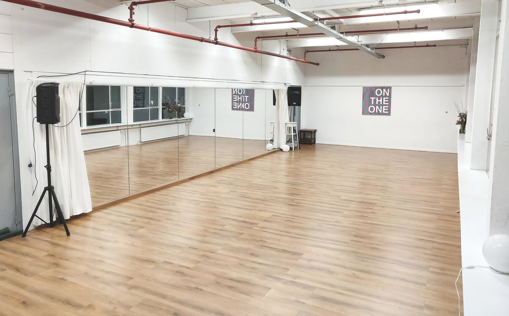 Route & contact - Coming by for your first time? You can find out where the dance studio is and how to get there here.