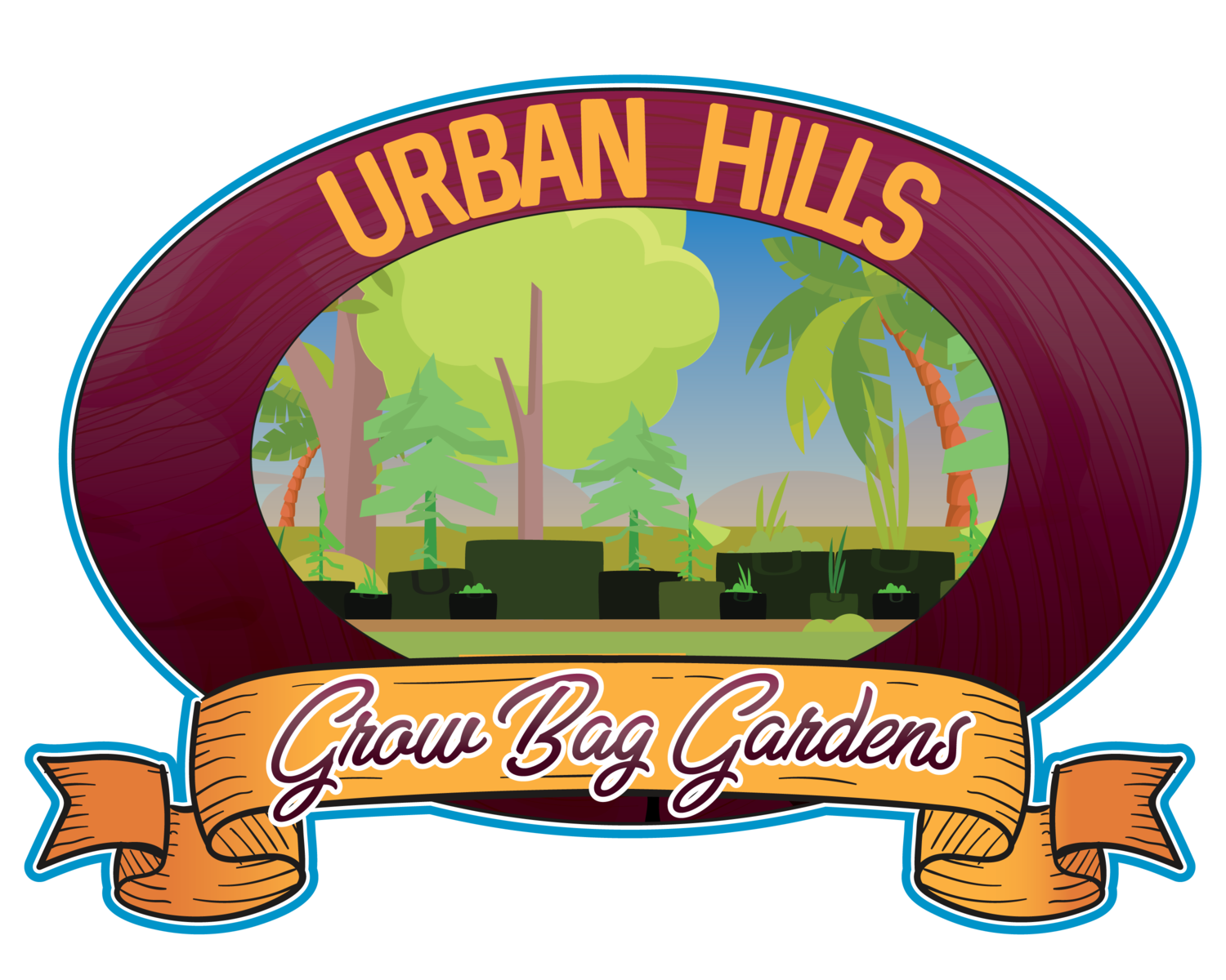 Urban Hills Grow Bag Gardens