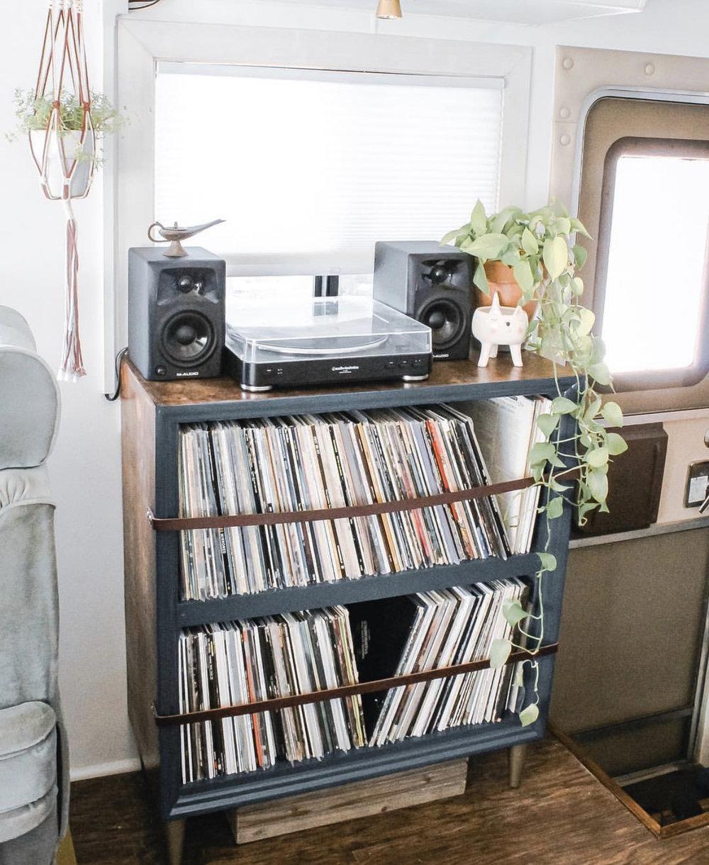 The Vinyl Cabinet