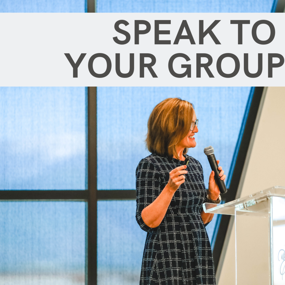 Speak to your Group