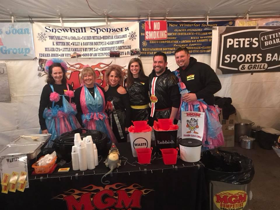 2018 New Baltimore Lions Club Winterfest—Chili Cook-Off