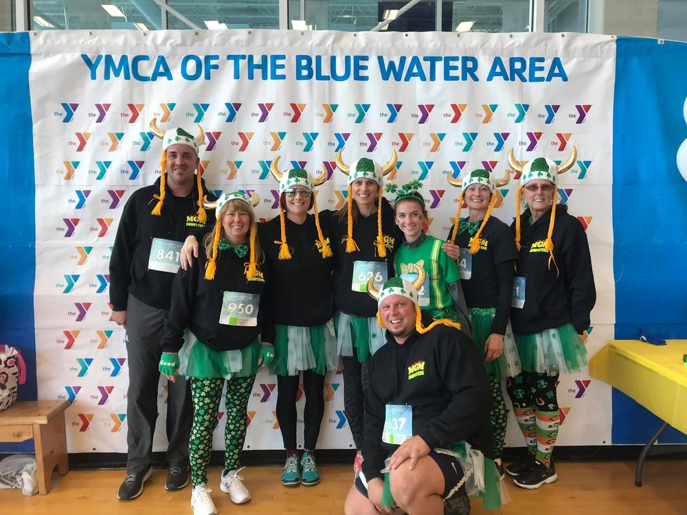 2019 YMCA Leprechaun Loop 5k