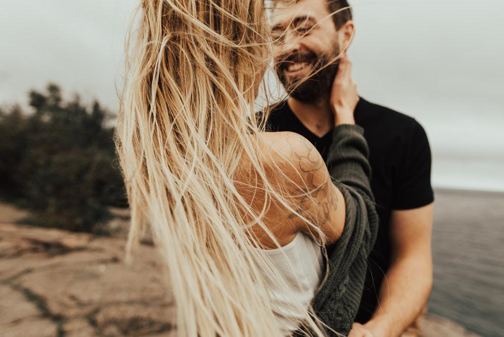 Palisade Head Windy Engagement