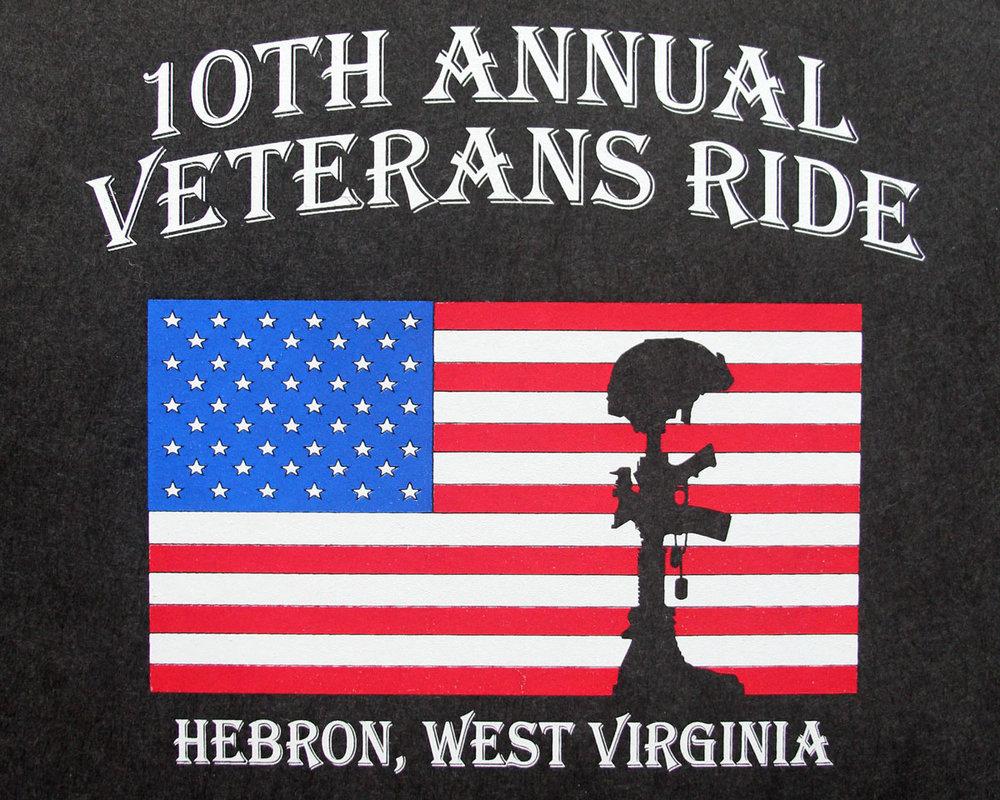 10th Annual Veterans Ride - Hebron, WV