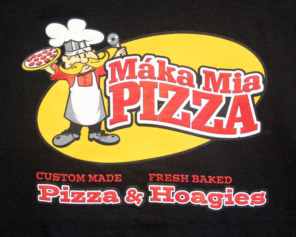 Make Mia Pizza