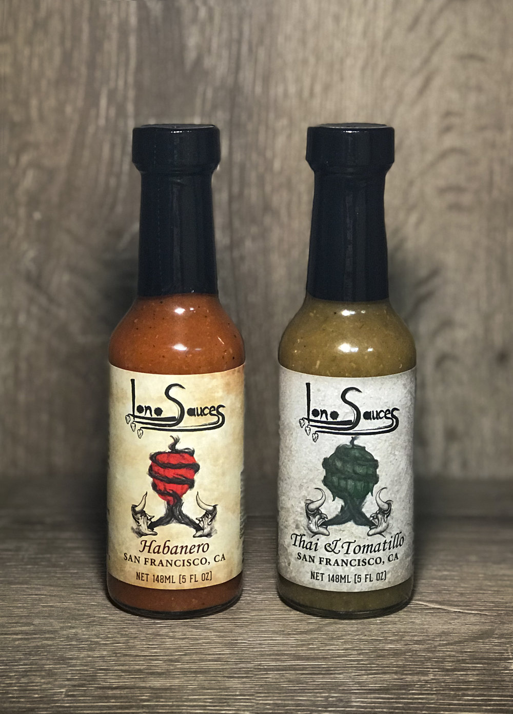 Co-Packing is easy with Mad Will's! Image: Lono Sauces