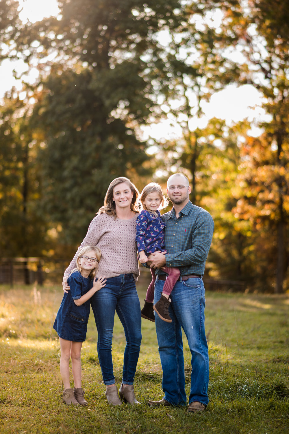 Family Portraiture - A combination of traditional and lifestyle imagery creates fun, gallery-wall worthy photographs that perfectly capture your family as you are. Let them be spunky and a little mismatched, and let ME turn that into art! Family portrait packages start at $215, so there's an option for almost any budget! Contact me to book your session today!