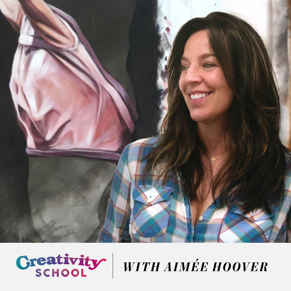 Lesson 07: How to build self confidence, resilience, and be yourself in your work - With Aimee Hoover
