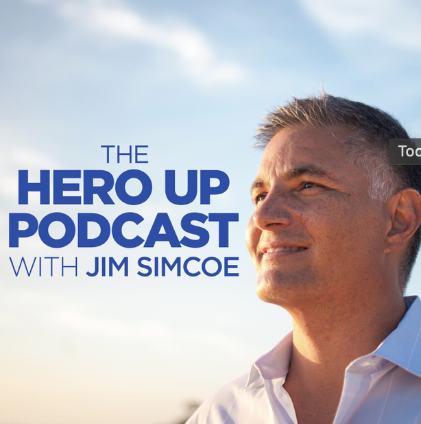 Click here to listen to The Hero Up Podcast -