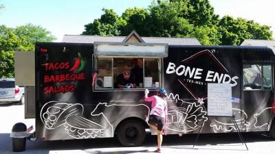 bone ends