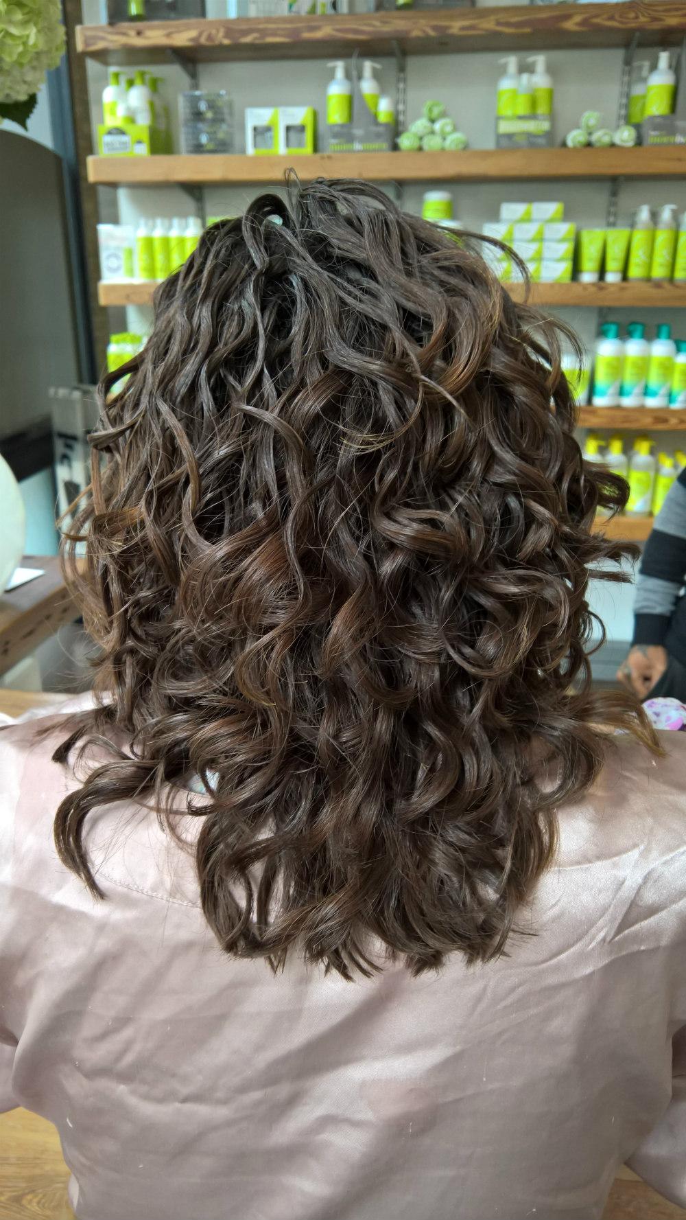 curly haircut 1