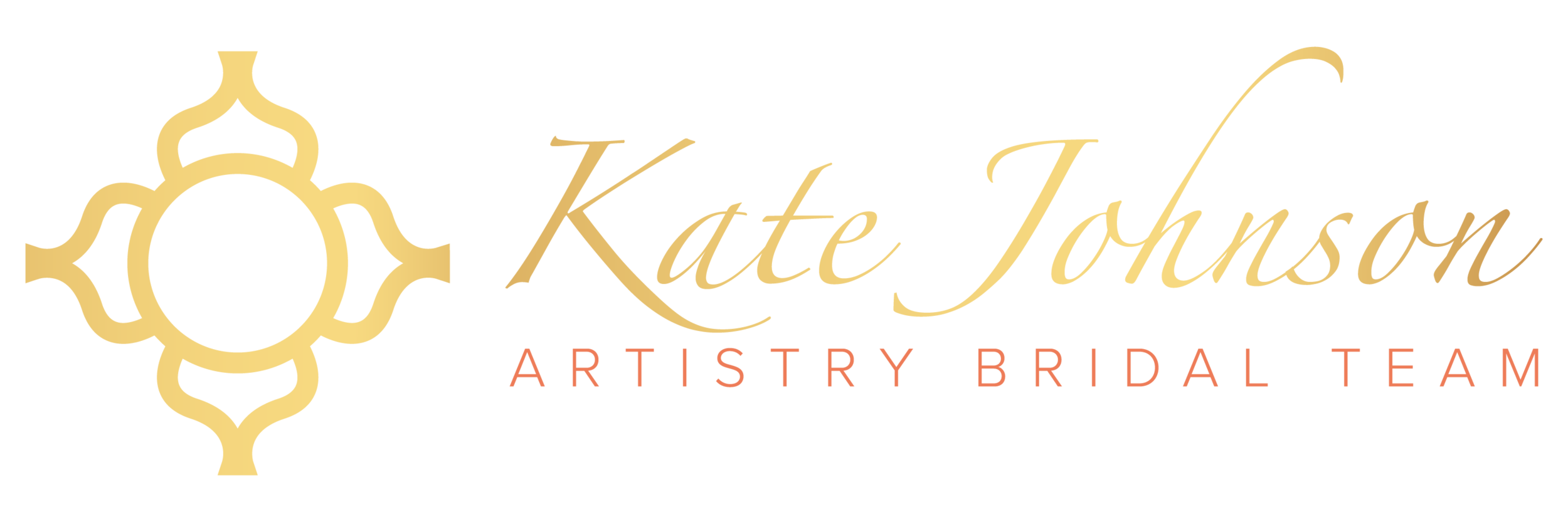 Kate Johnson Artistry Bridal Team