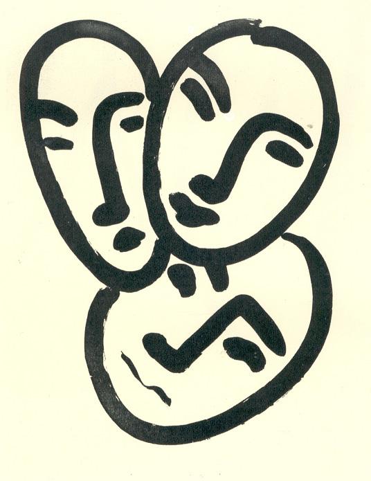 Matisse - Three Masks