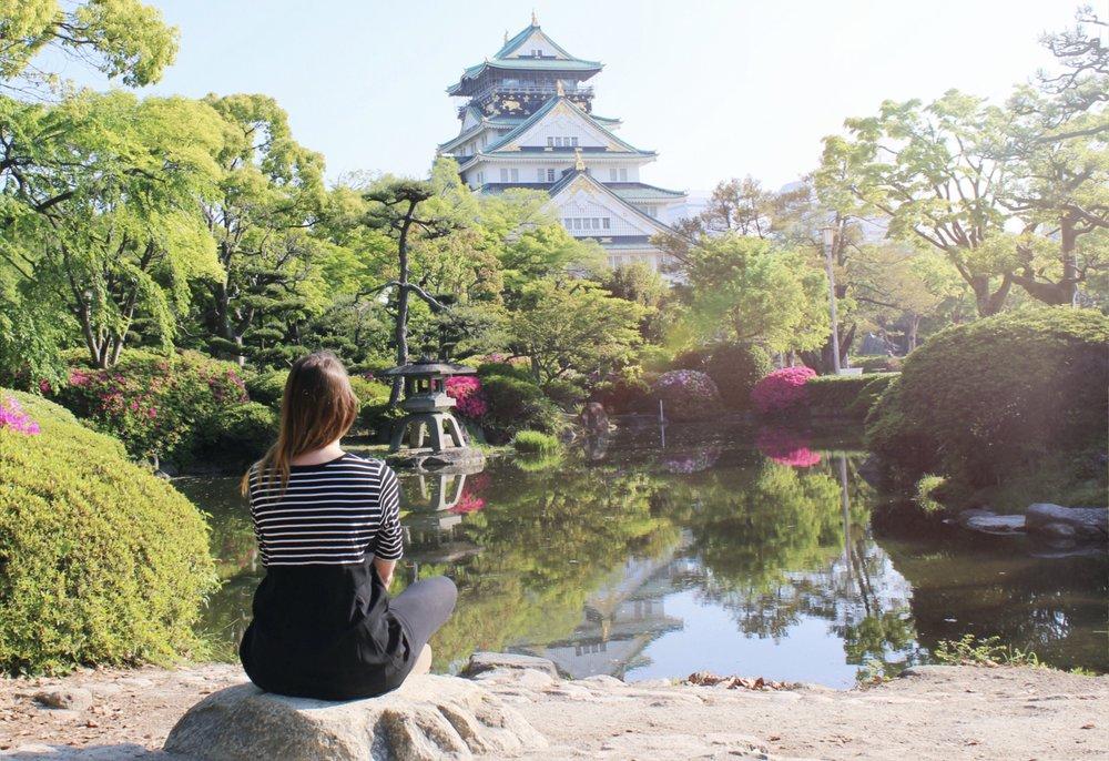 Osaka Meditation AirBnb Experience