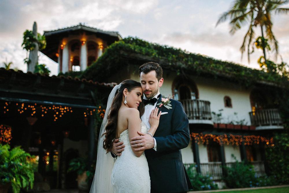 Hacienda Siesta Alegre Wedding, Puerto Rico