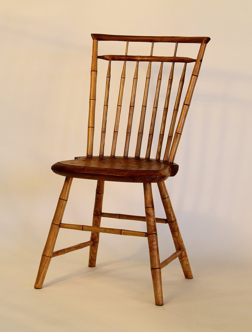 Double Rodback Windsor Chair