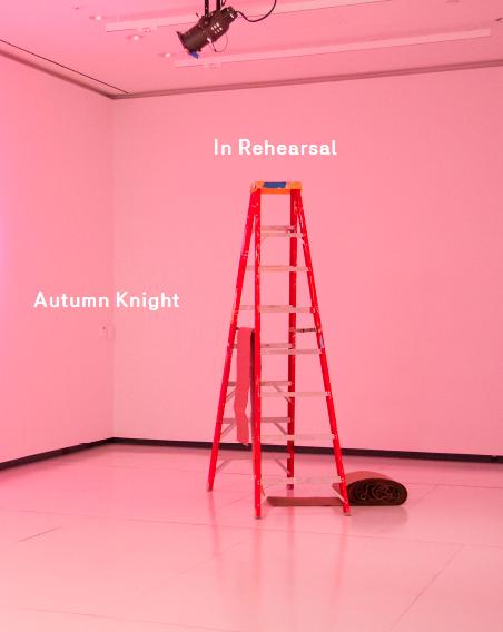 Autumn Knight: In Rehearsal