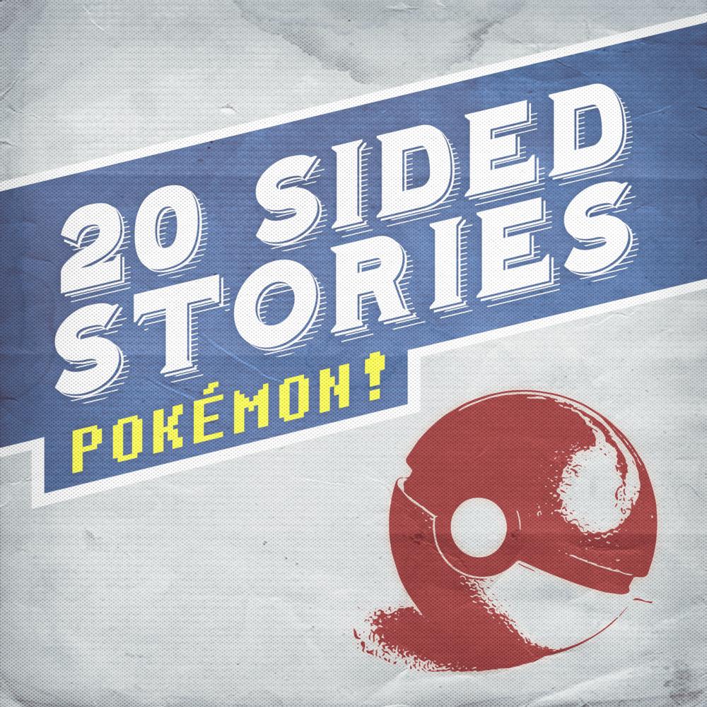 Pokémon Pen & Paper cover art, featuring a red pokéball.