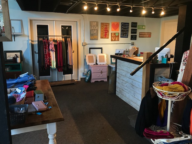 Our Store - Uniquely curated clothing and home decor. Don't miss out on our new workshops!