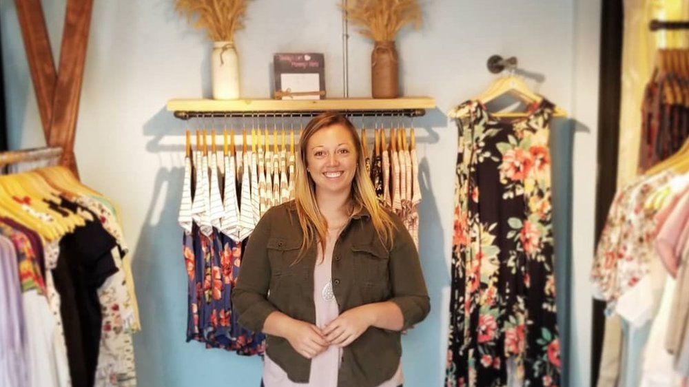 Samantha Aldabe, Owner of Hey Penny