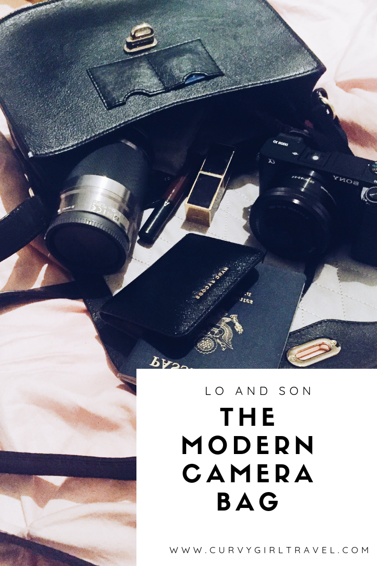 the modern camera bag