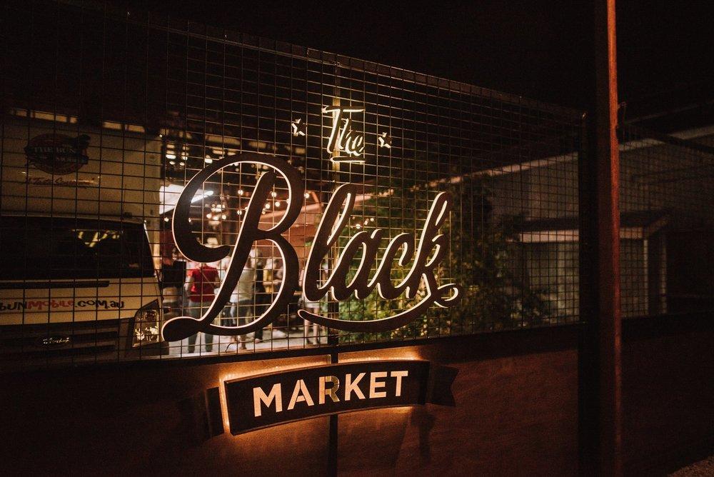 The Black Market - Weekly Friday Night Food Market