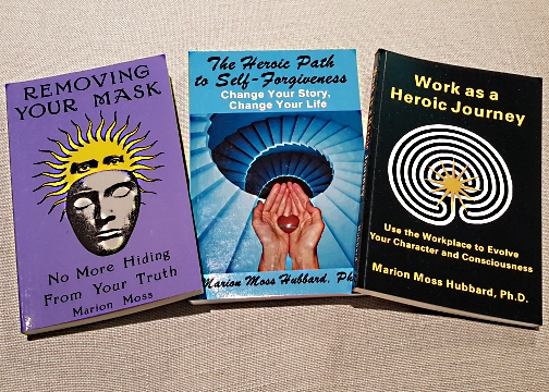 Products to Strengthen Your Center - Transformational tools to promote awareness, personal growth and practical tips you can put to immediate use in real life situations.