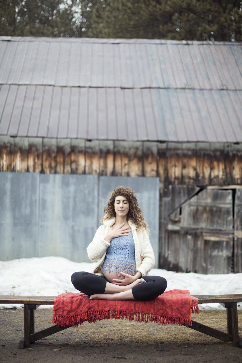 PRENATAL YOGA TEACHER TRAINING - Learn to lead safe and powerful prenatal yoga classes, in an inspiring and natural environment