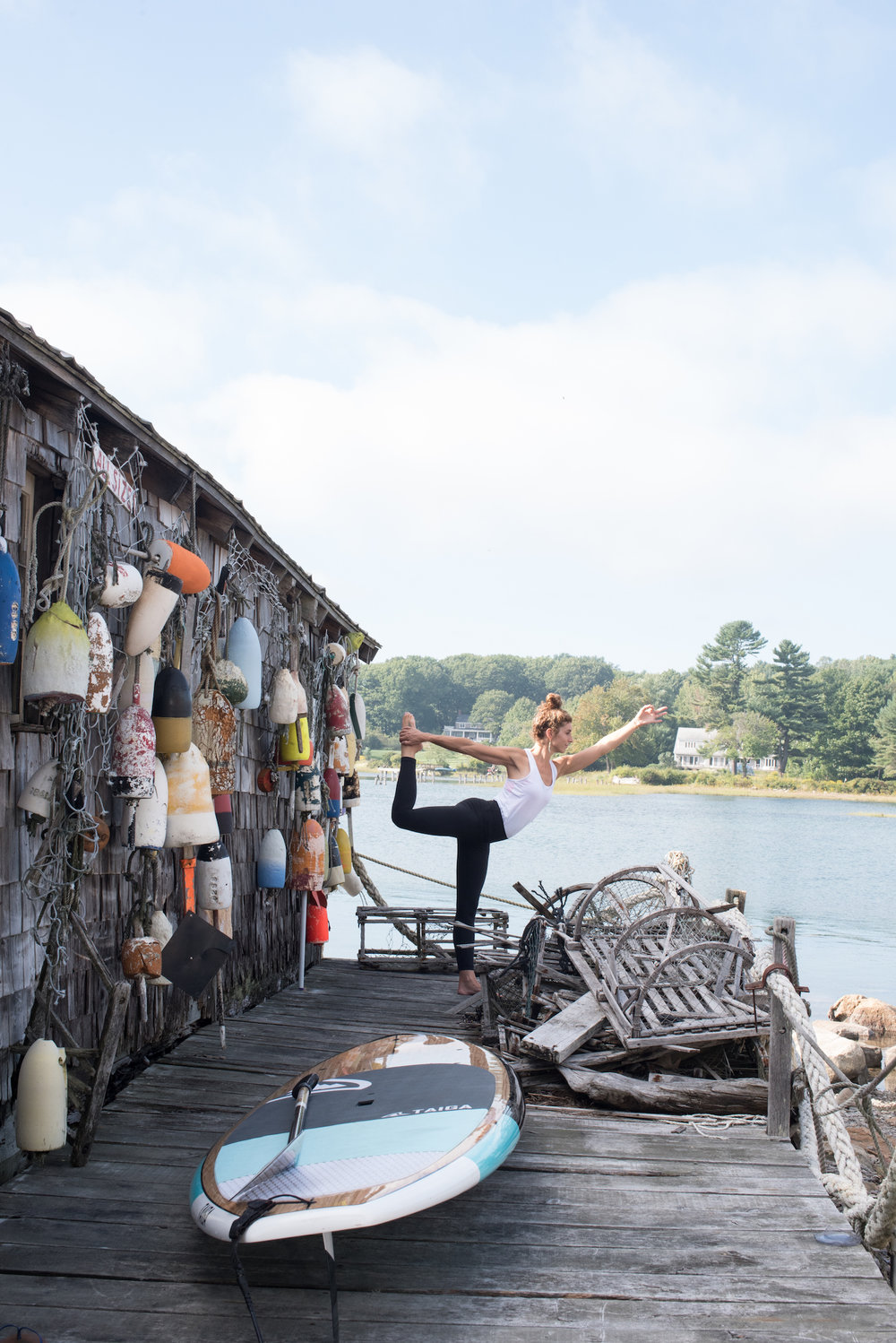 40H SUP YOGA TEACHER TRAINING - Bring your teaching skills off the mat & connect to the marvel sensations of the elements
