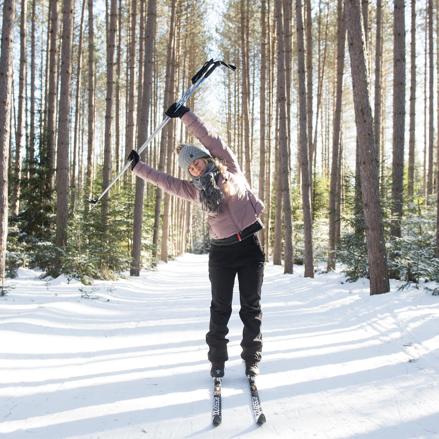 retraite hivernale Mont-Tremblant,QC